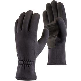 Black Diamond Midweight Screentap Gloves, negro